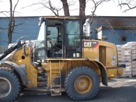 Cat 924H mit DPX Filter